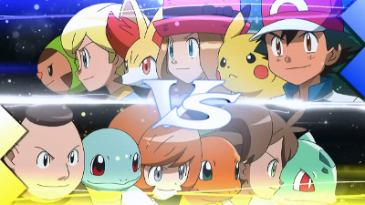 Pokemon • S16E41