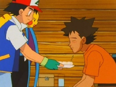 Pokémon • S04E36