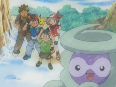 Pokémon • S07E43