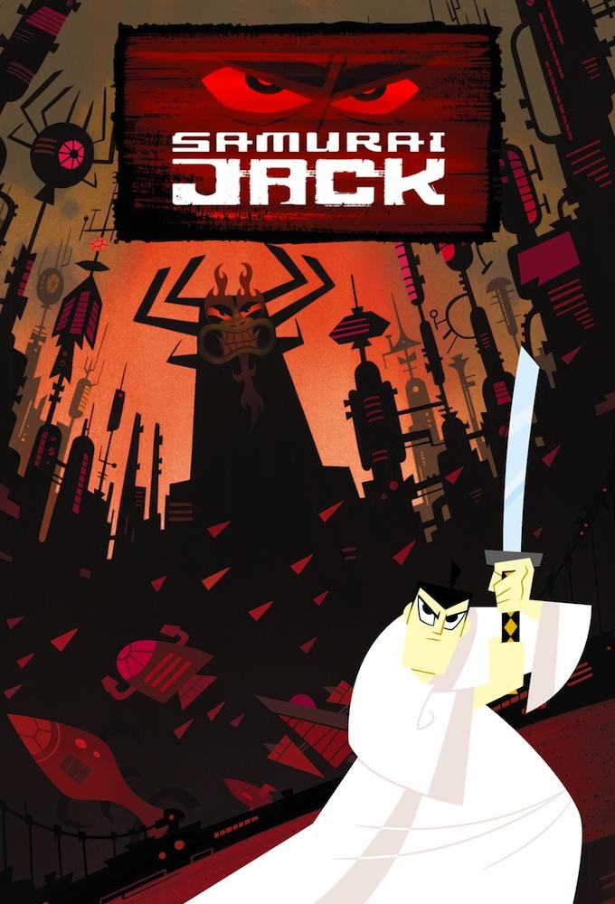Samurai Jack (S05E08)