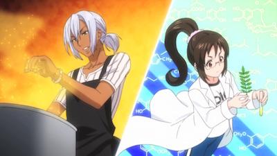 Food Wars! Shokugeki no Soma • S01E19