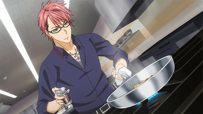 Food Wars! Shokugeki no Soma • S02E12