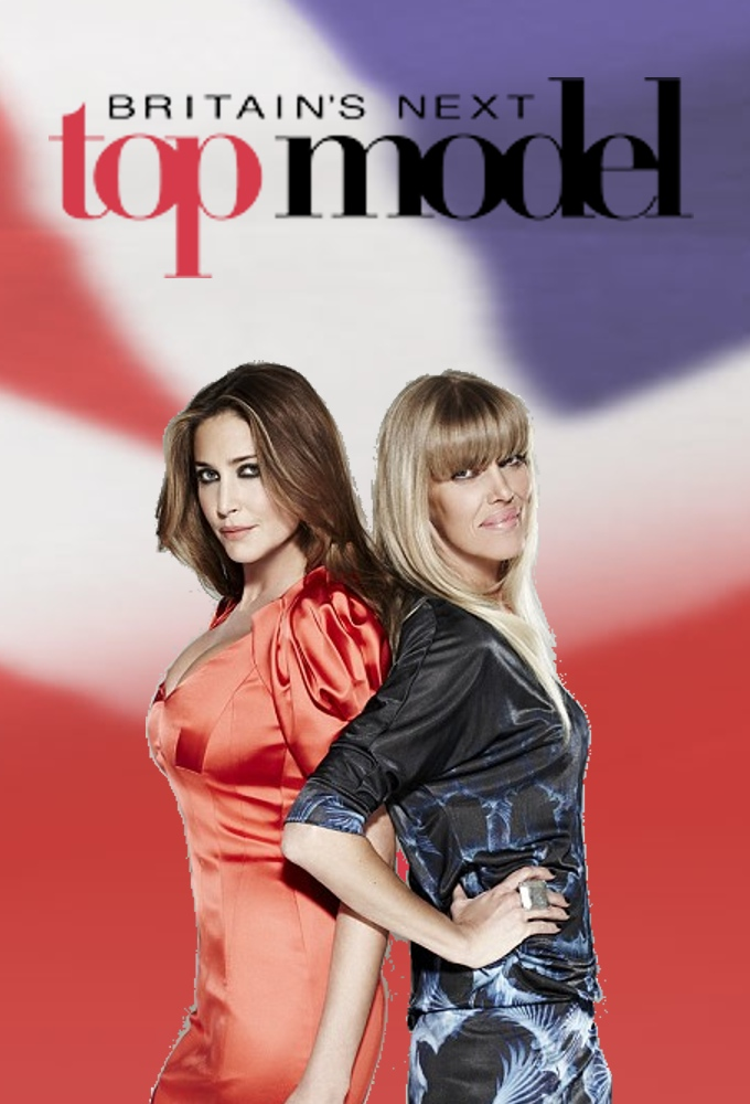 Britain & Ireland s Next Top Model