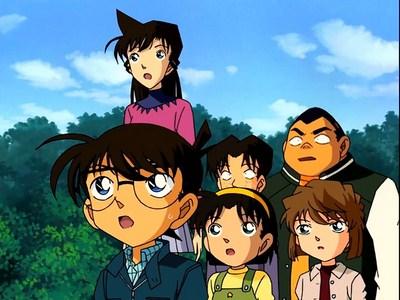 Detective Conan • S12E34