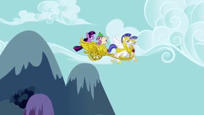 My Little Pony: La Magia de la Amistad • S01E01