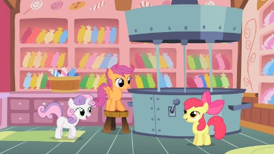 My Little Pony: La Magia de la Amistad • S01E18