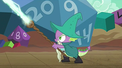 My Little Pony: La Magia de la Amistad • S06E17