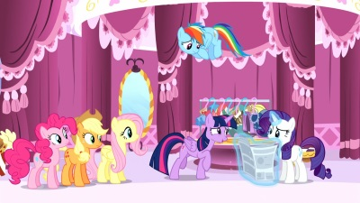 My Little Pony: La Magia de la Amistad • S06E09
