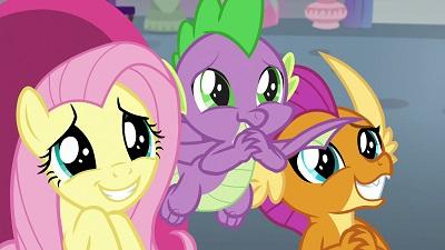 My Little Pony: La Magia de la Amistad • S09E09