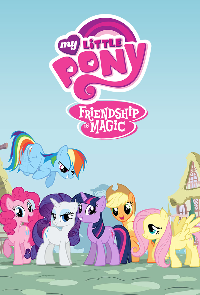 My Little Pony: Friendship Is Magic (S07E24)
