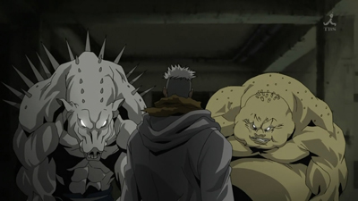 Fullmetal Alchemist: Brotherhood • S01E38