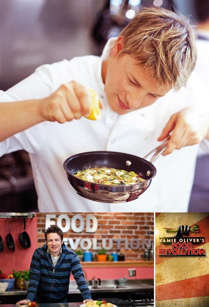 Jamie oliver 39 s food revolution tv show 2010 2011 - Cuisine jamie oliver ...