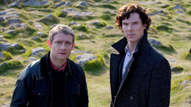 Sherlock • S02E02
