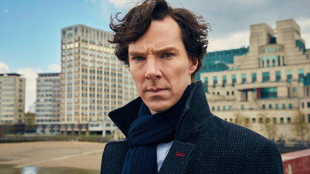 Sherlock • S04E01