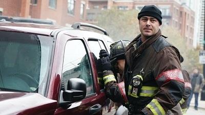 Chicago Fire: Heróis contra o Fogo • S07E10
