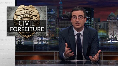 Last Week Tonight with John Oliver • S01E20