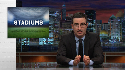 Last Week Tonight with John Oliver • S02E20
