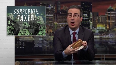 Last Week Tonight with John Oliver • S05E08