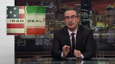 Last Week Tonight with John Oliver • S05E09