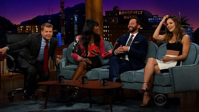 The Late Late Show with James Corden • S01E13