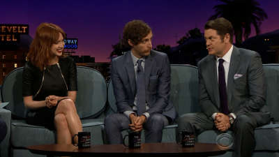 The Late Late Show with James Corden • S01E39