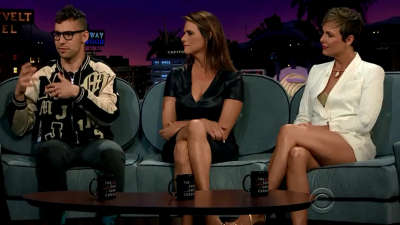The Late Late Show with James Corden • S01E43