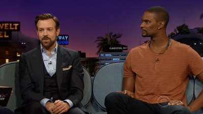 The Late Late Show with James Corden • S01E72