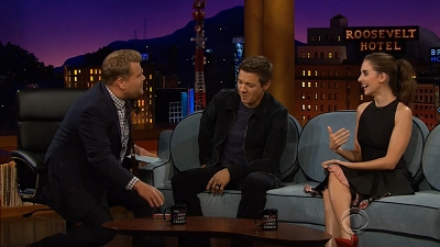 The Late Late Show with James Corden • S01E73
