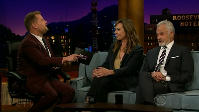 The Late Late Show with James Corden • S02E18