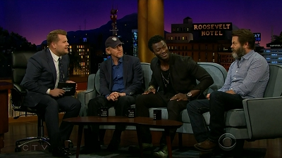 The Late Late Show with James Corden • S02E85