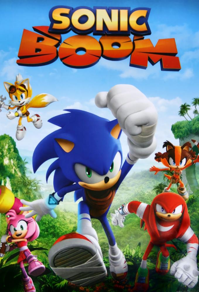 Sonic Boom (S02E34)