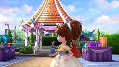 Princesse Sofia • S04E17
