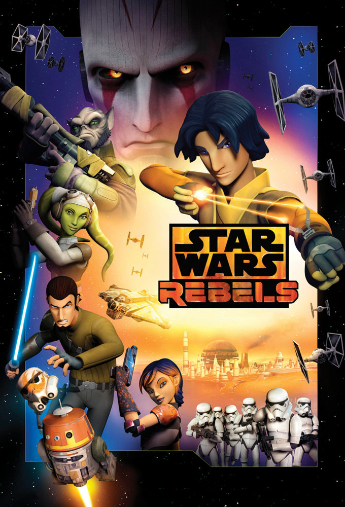 Star Wars Rebels (S03E16)