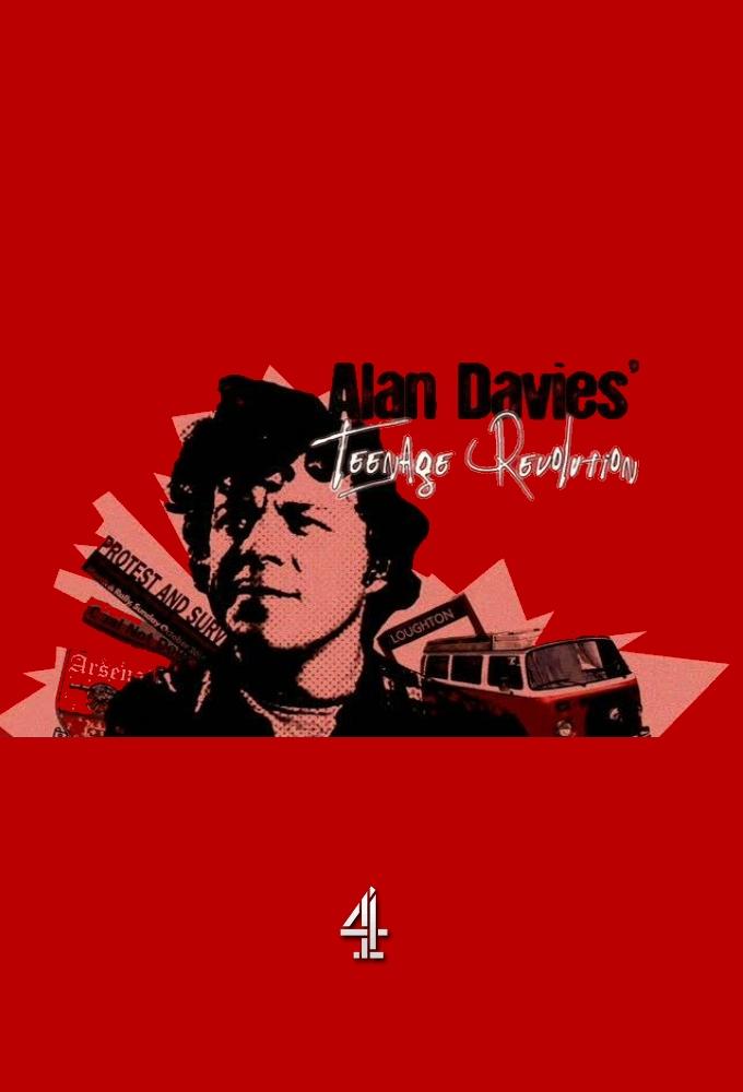Alan Davies  Teenage Revolution