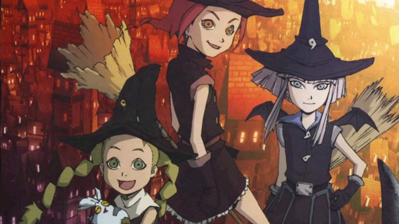 Tweeny Witches