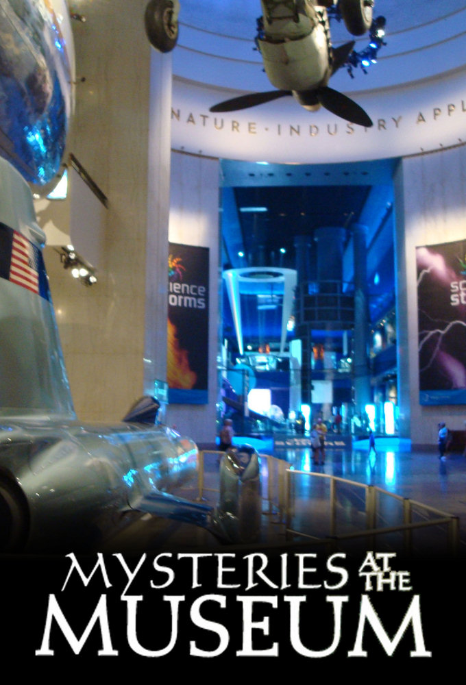 Mysteries at the Museum (S22E03)