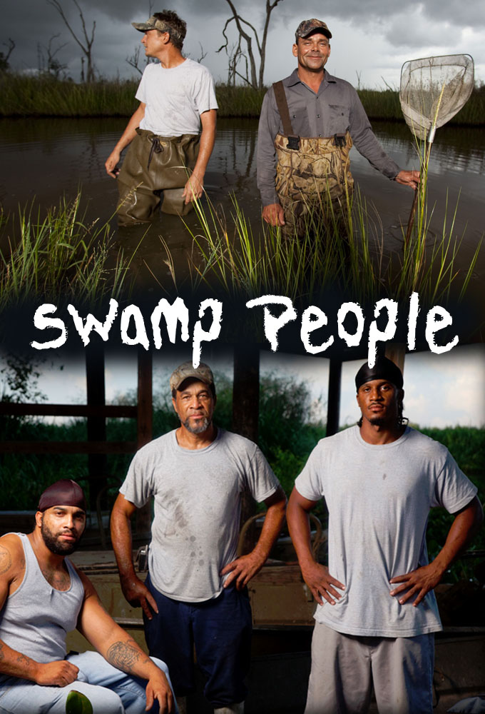 Swamp People (S08E08)