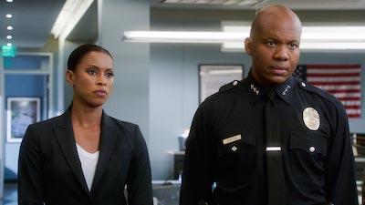 Major Crimes • S06E11