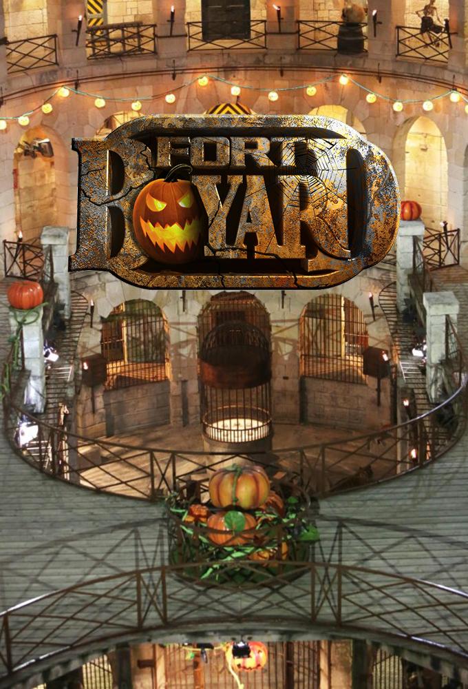 Fort Boyard (S28E01)