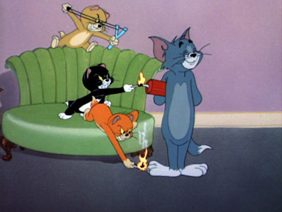 Tom and Jerry • S03E16
