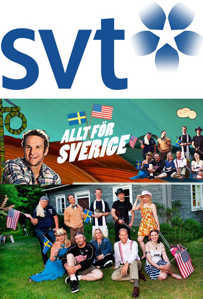 Allt för Sverige (S09E01)