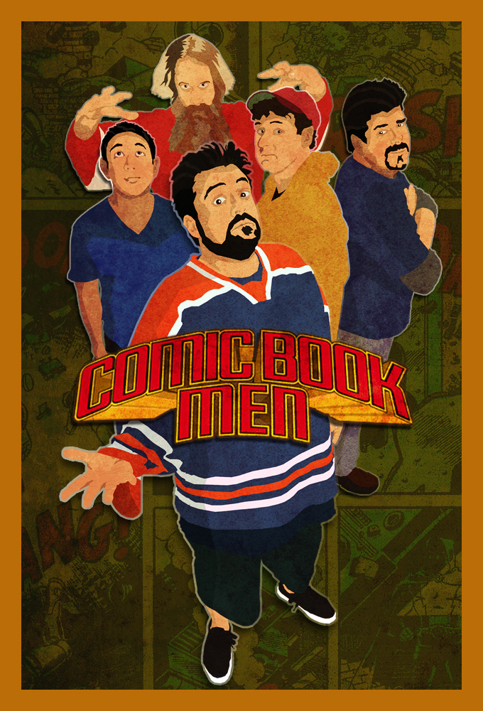Comic Book Men (S07E01)
