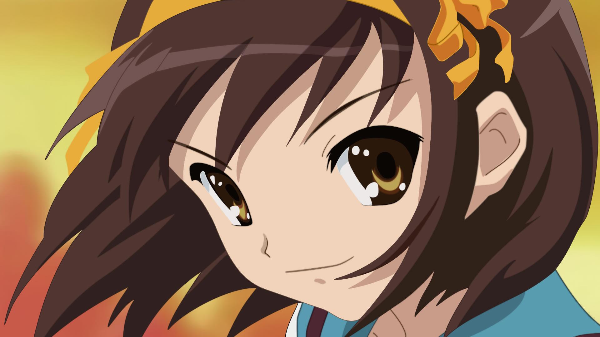 The Melancholy of Haruhi Suzumiya