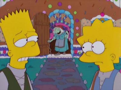Die Simpsons • S12E01