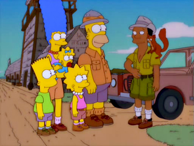 Die Simpsons • S12E17