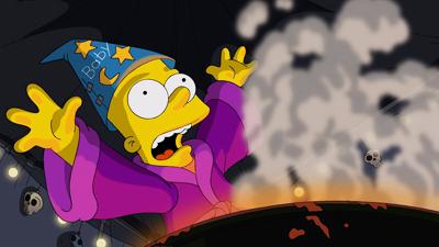 Les Simpson • S25E19