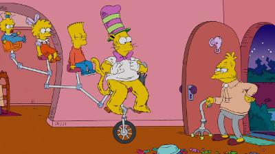 Les Simpson • S25E02