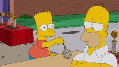 Los Simpson • S28E18