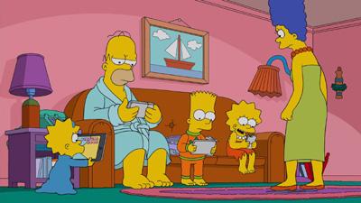 I Simpson • S29E15