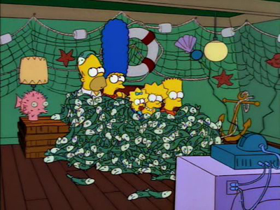 The Simpsons • S05E02